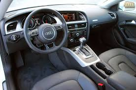 2013 audi a5 coupe white car interior audi pinterest audi