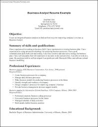 business analyst resume exles ba resume passionative co