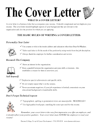 whats in a cover letter project scope template