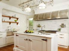 affordable kitchen backsplash inexpensive kitchen backsplash ideas pictures from hgtv hgtv