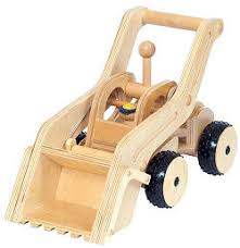 cito crane cito wooden truck with crane blueberry forest toys
