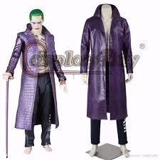 the joker halloween mask squad cosplay squad joker cosplay costume suit