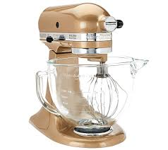 Artisan Kitchenaid Mixer by Kitchenaid 5 Qt 325w Tilt Head Stand Mixer W Glass Bowl