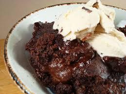 fudge pudding cake romancing the stove