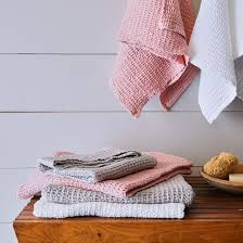 Waffle Weave Kitchen Towels Simple Soft Cotton Waffle Towels On Food52