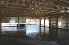 pole barn home interior pole barn insulation question i photos