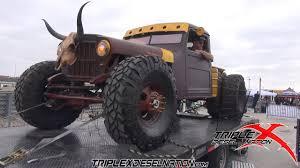 hauk jeep the wild cummins hauk 45 dually youtube