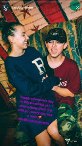 millie bobby brown bf jacob sartorius are valentines