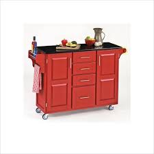 red kitchen island cart 30 beautiful red kitchen island unique kitchen design
