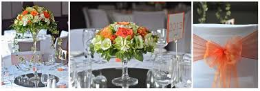 Table Flowers by Fiori By Lynne Wedding Flowers Southampton Venue Flowers