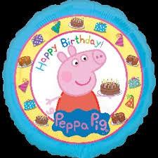 peppa pig birthday supplies peppa pig party supplies party supplies perth balloon world