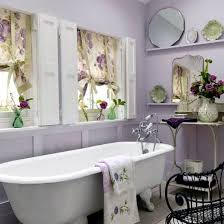 Gray Purple Bathroom - bath archives homemajestic