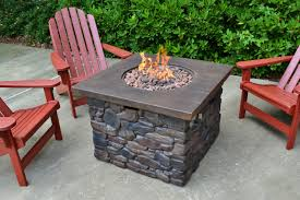 Outdoor Firepit Yosemite Ii Propane Outdoor Firepit By Tortuga Outdoor Home