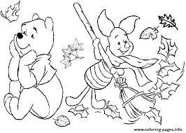 winnie pooh coloring pages free download printable