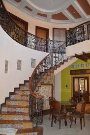 Grills Stairs Design Stair Railing Mediterranean Design Wrought Iron Railings