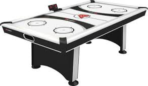 84 air hockey table 7 atomic blazer air hockey 84 x 48 x 32 gear up sports