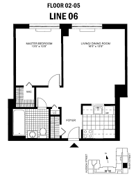 What Is Wic In A Floor Plan Floor Plans Of Hudson Square North Apartments In Hoboken Nj