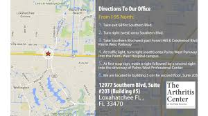 Crestwood Map The Arthritis Center Of The Palm Beaches Dr Brett Hutton On Vimeo