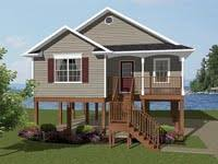 waterfront house plans u0026 waterfront home plans the house plan shop