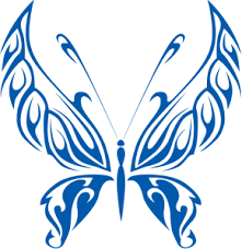 celtic butterfly clipart
