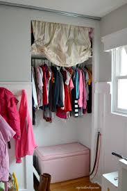 diy sliding closet door my creative days
