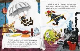 fatherhood vocation richard scarry u0027s u0027the bunny book