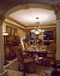Tuscan Dining Room Decor by Rustic Elegant Tuscan Dining Room Dinning Rooms Pinterest
