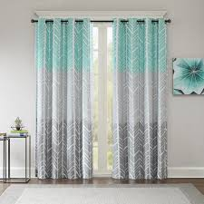 Gray Chevron Curtains Popular Of Gray Chevron Curtains And Intelligent Design Adel