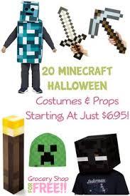 Craft Halloween Costumes Steve Minecraft Halloween Costume Minecraft Halloween