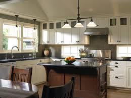 Craftsman Kitchen Cabinets Delorme Designs White Craftsman Style Kitchens