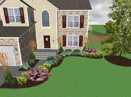 house landscaping ideas landscape design ideas front of house wowruler com