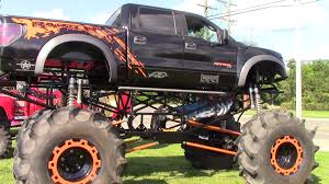 Dodge Dakota Mud Truck - the muddy news mud mega truck feature