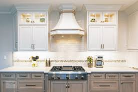 custom kitchen cabinet doors with glass transitions kitchens and baths kitchen design 101 kitchen