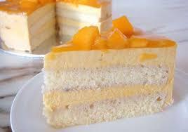 Kek Mango resepi kek lapis mangga berkrim bahan bahan bahan kek span 6 biji