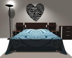 wandtattoos sprüche schlafzimmer haus design ideen