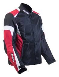 red and black motorcycle jacket sedici federico jacket cycle gear