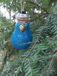 handmade christmas 2014 glittered lightbulb ornaments u2013 quiver
