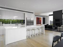 modern white kitchen ideas modern white kitchen island ilashome