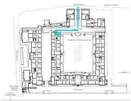 West Wing Floor Plan Contact London Economics
