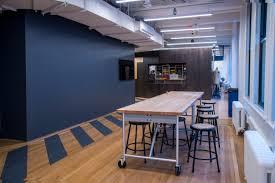 milder office butcher block table u2013 maker series