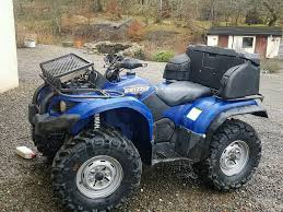 yamaha grizzly 450 cc quad atv in biggar south lanarkshire