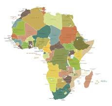 Africa Map Countries by Map Africa