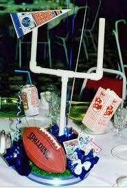 football centerpieces do it yourself football centerpieces how to kits and