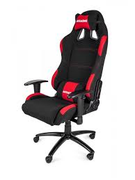 akracing k7012 gaming pc office chair black red main