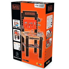 Kids Work Bench Plans Black And Decker Tool Bench Instructions My Workshop Kids Child