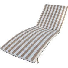chaise lounge patio furniture cushions you u0027ll love wayfair