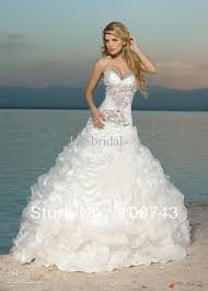 wedding dresses america 2016 hot sale free shipping dress new design and transparent