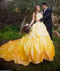 themed wedding dress beauty and the beast wedding shoot brings classic to daily