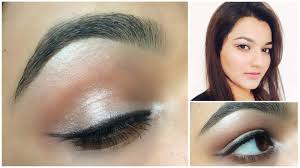 self make up tutorial for beginners day look with description you