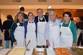 temple israel s 31st annual thanksgiving dinner for those in need